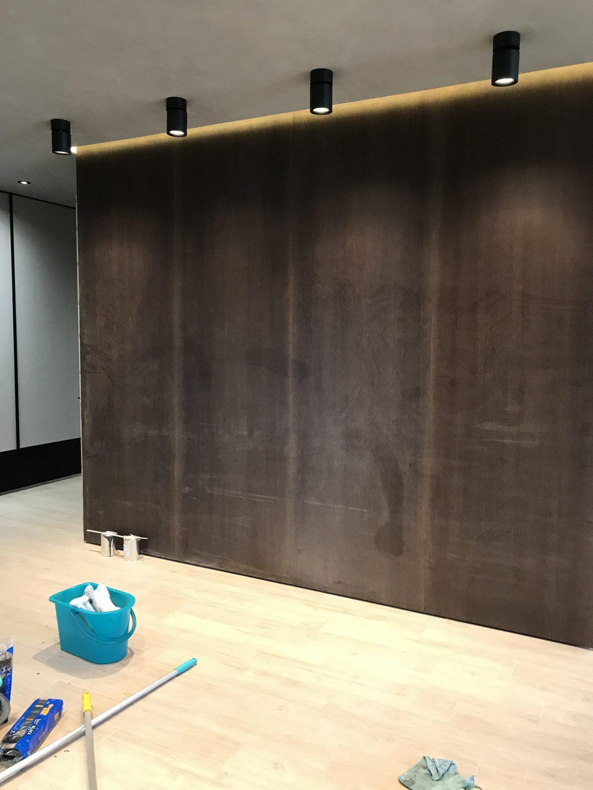 Уборка после ремонта офиса
